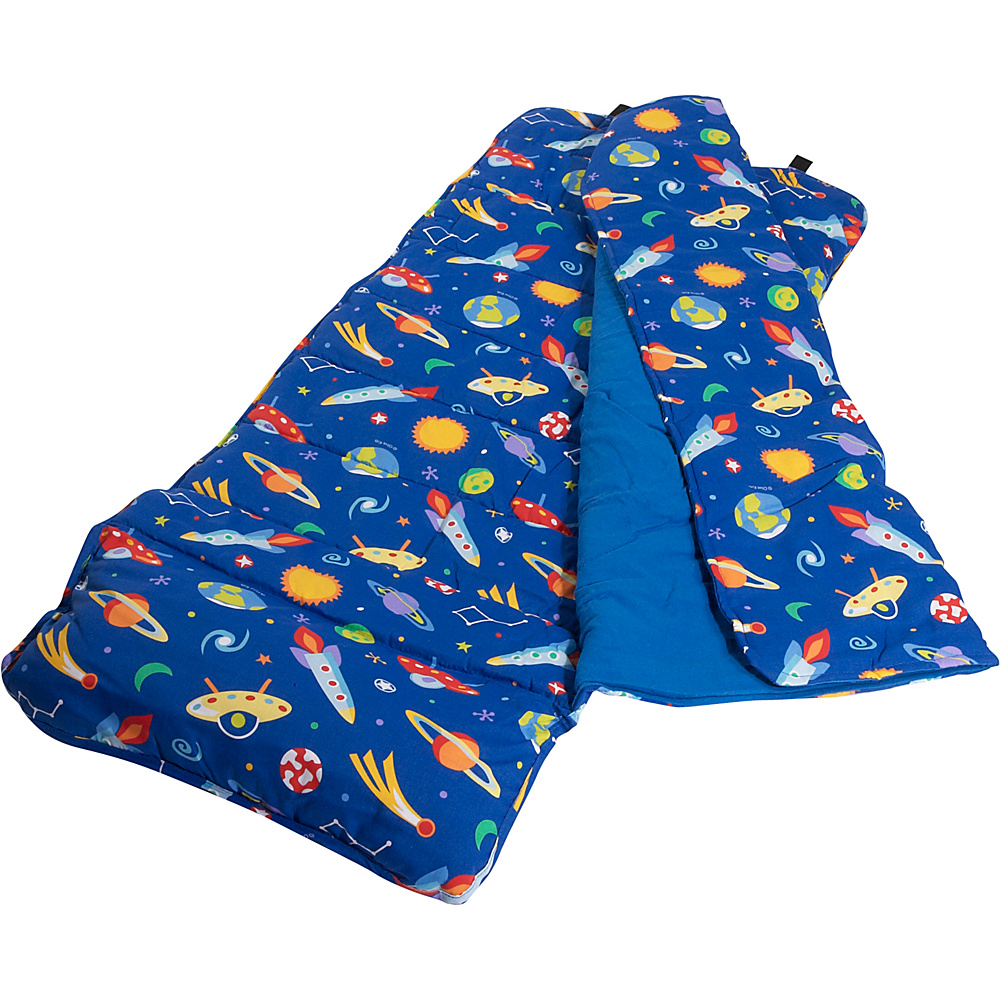 Wildkin Olive Kids Out of This World Nap Mat - Olive - Travel Accessories, Travel Pillows & Blankets