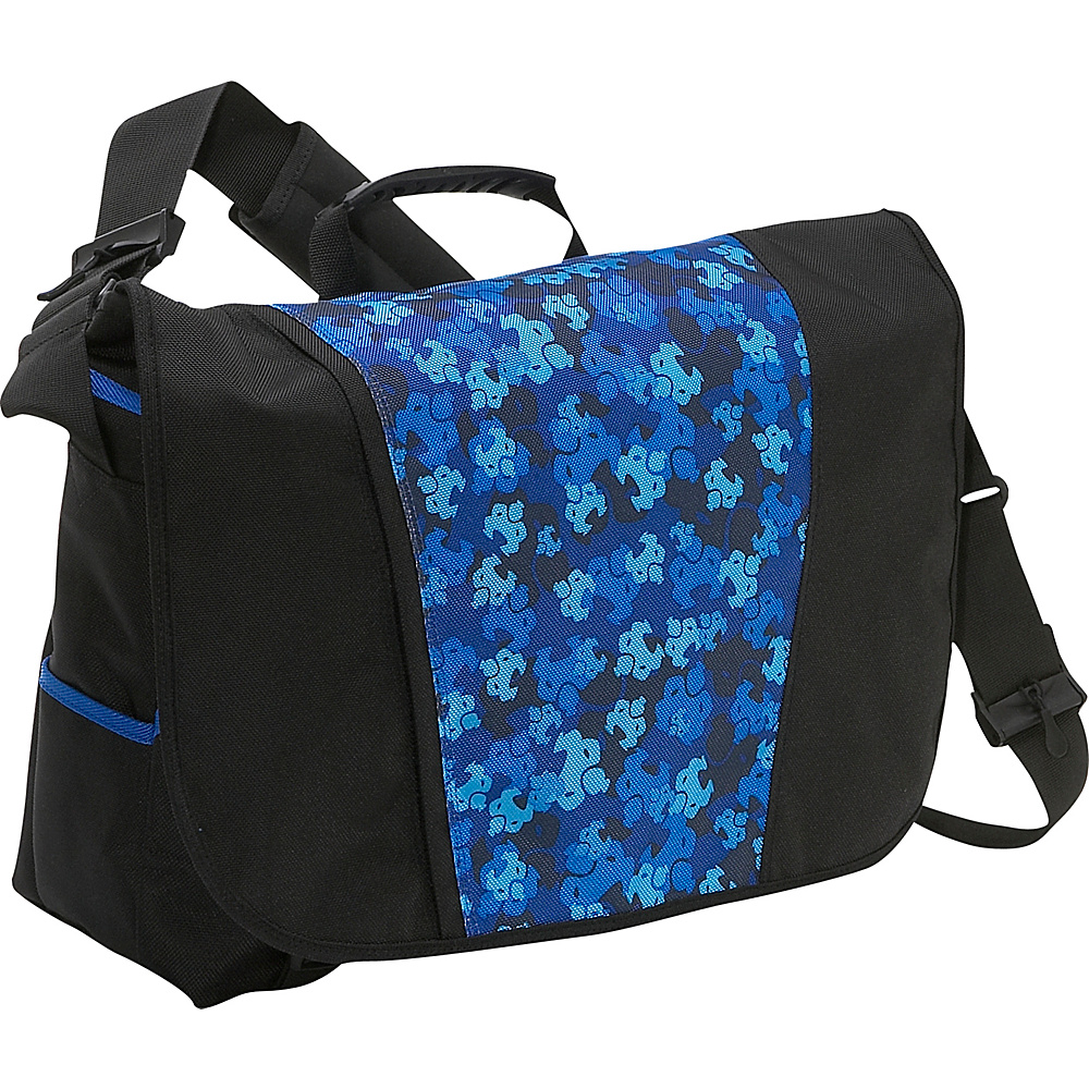 Sumo 16 Sumo Messenger Bag Blue