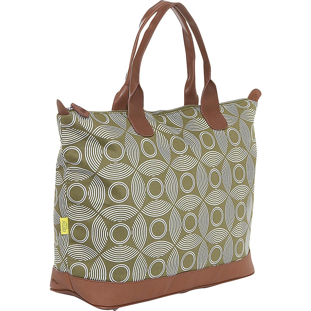 Amy Butler for Kalencom Marni Duffel Bag - Shoulder Bag - Handbags, Fabric Handbags