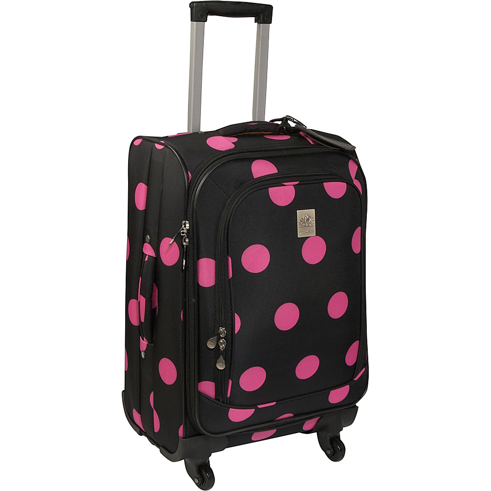 Jenni Chan Dots 21 Spinner Black Pink