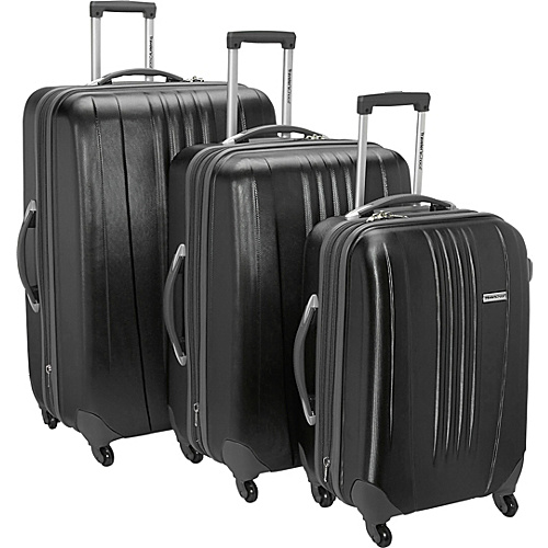 Traveler's Choice Toronto 3-Piece Hardside Spinner
