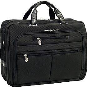R Series Rockford Nylon Laptop Case Black