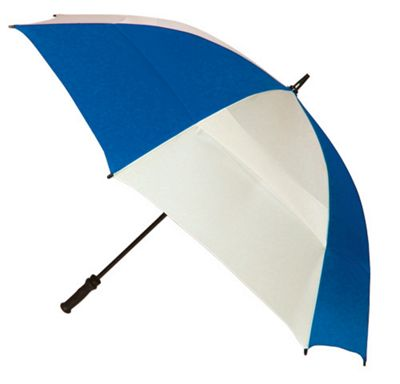 ShedRain ShedRain Windjammer Umbrella - White/Royal