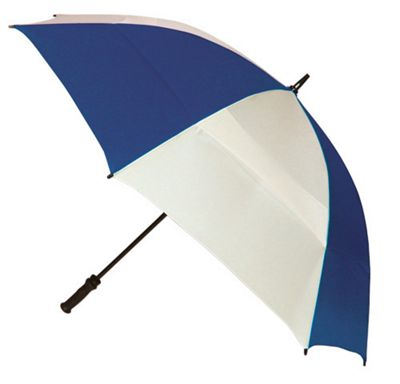 ShedRain Windjammer Umbrella - White/Navy