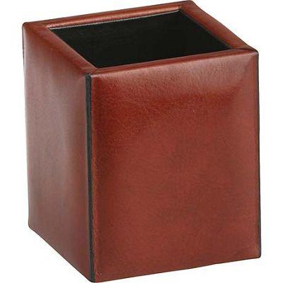 Bosca Old Leather Pencil Box - Cognac