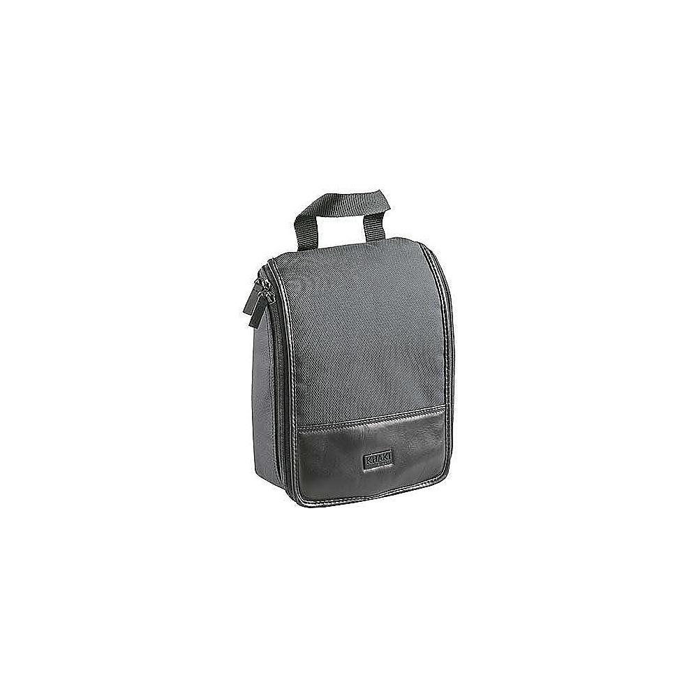 Dopp Techno Hanging Travel Kit - Black - Travel Accessories, Toiletry Kits