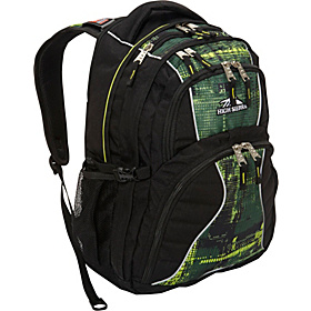 Swerve Laptop Backpack  Black, Covert