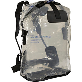 Westwater Waterproof Backpack Clear