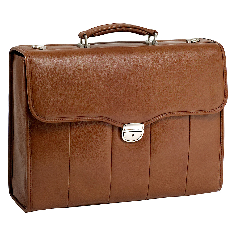 McKlein USA I Series North Park Leather Executive - Work Bags & Briefcases, Non-Wheeled Business Cases