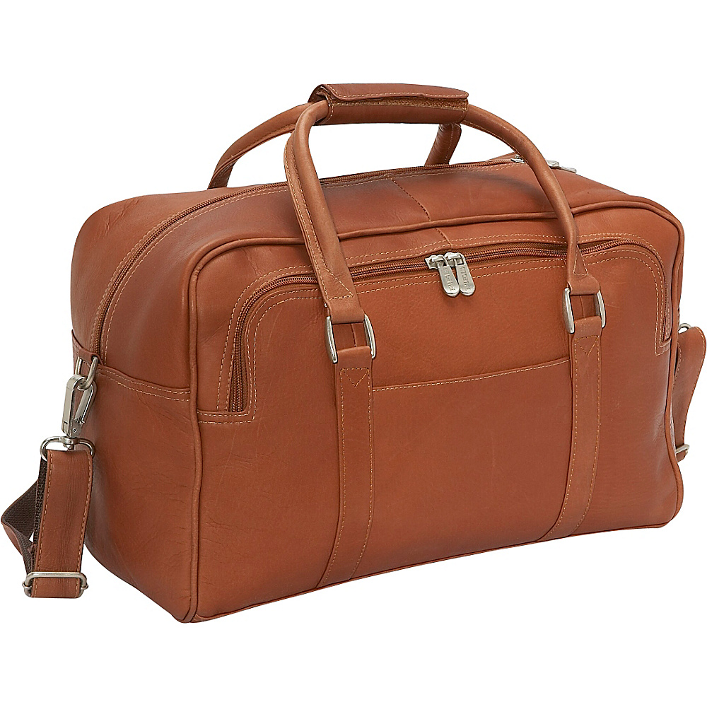 Piel Mini Carry On Saddle Piel Travel Duffels