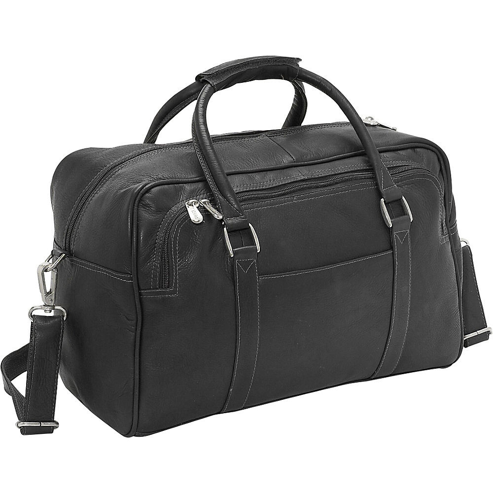 Piel Mini Carry-On - Black - Duffels, Travel Duffels