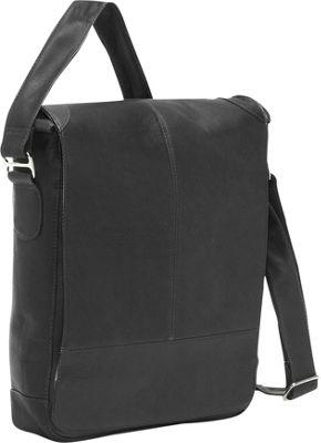 piel vertical laptop messenger bag ebags