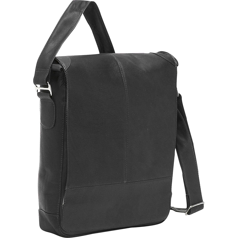 Vertical Messenger Shoulder Bag – Shoulder Travel Bag