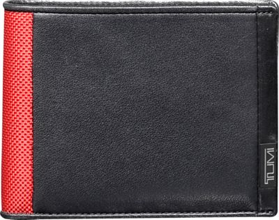 Tumi Alpha Stripe Global Wallet with Coin Pocket