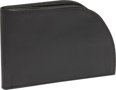 Rogue Wallets Wallet - Satin Leather - Black Satin