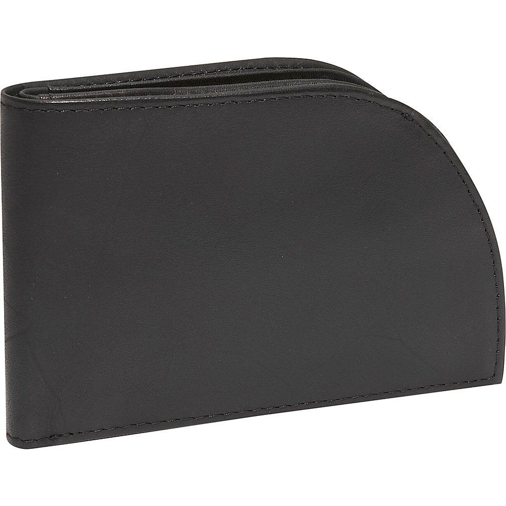 Rogue Wallets Wallet - Satin Leather - Black Satin - Work Bags & Briefcases, Men's Wallets