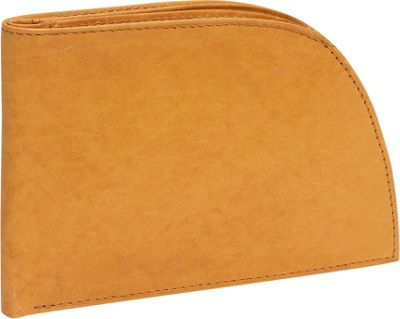 Rogue Wallets Wallet - Satin Leather - Tan Satin