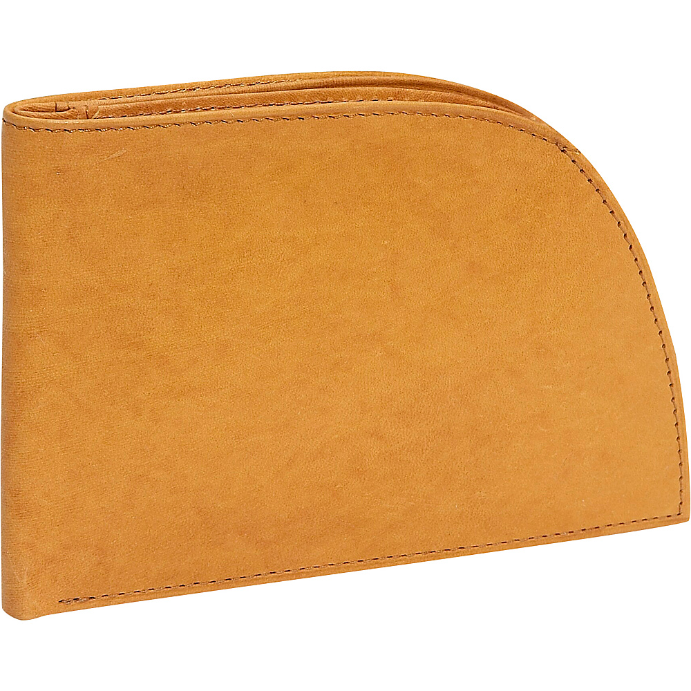 Rogue Wallets Wallet - Satin Leather - Tan Satin - Work Bags & Briefcases, Men's Wallets