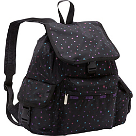 Voyager Backpack (Patent) Super Star