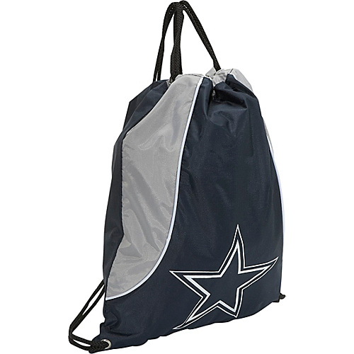 Concept One Dallas Cowboys String Bag - Dallas Cowboys