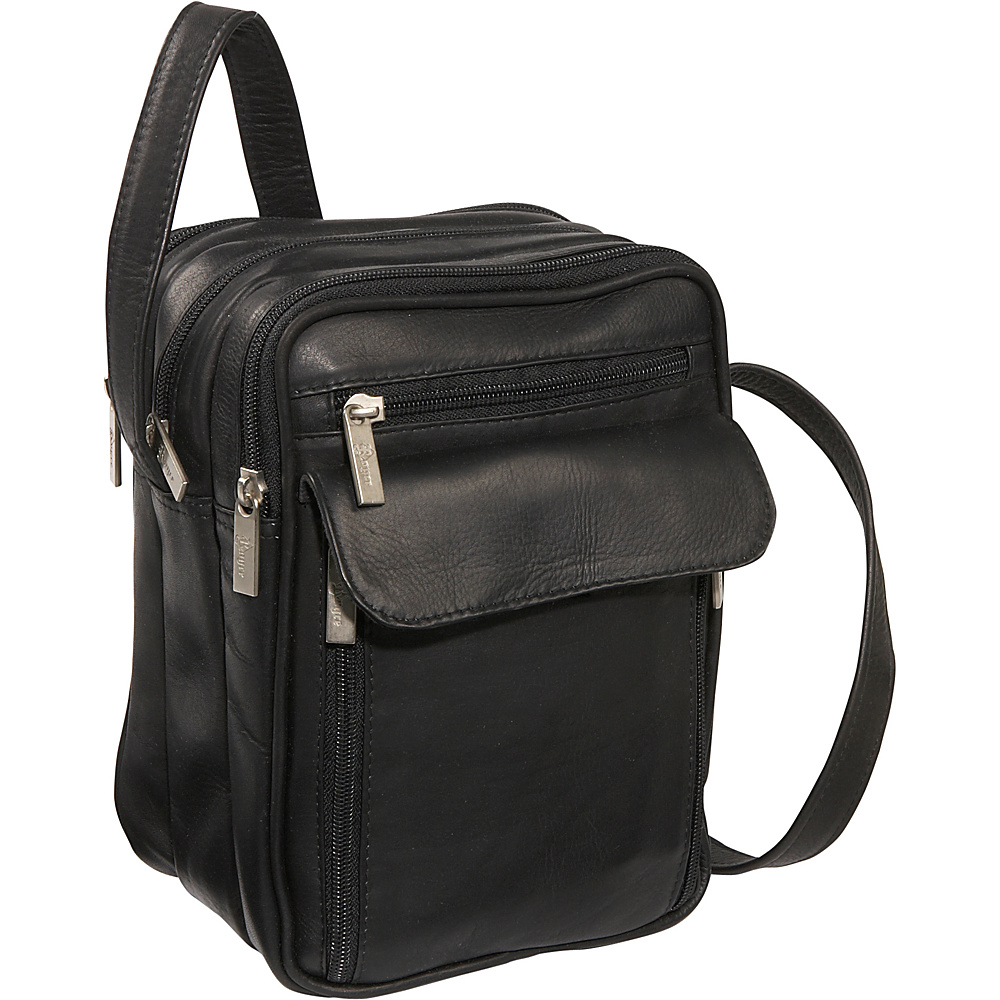 Royce Leather Vaquetta Men s Bag Black