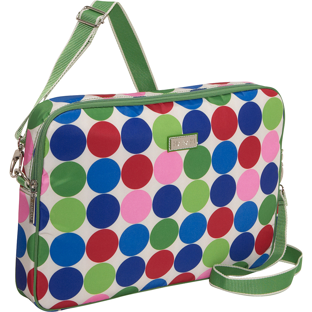 Hadaki 17 Laptop Sleeve Jazz Dots