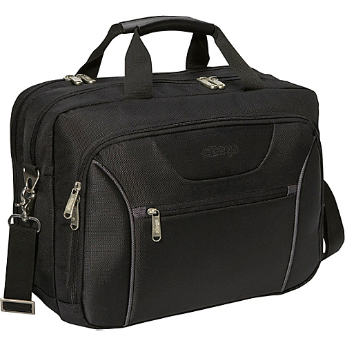 eBags Laptop Collection Commuter Laptop Bag Black - eBags Laptop Collection Non-Wheeled Computer Cases