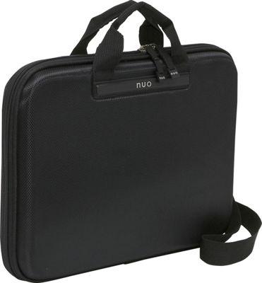 Nuo Slim Laptop Brief - Black