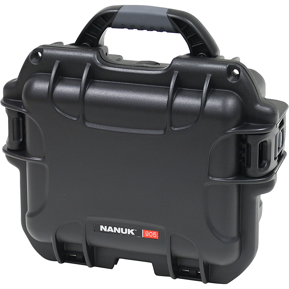 NANUK 905 Case w/padded divider - Black - Technology, Camera Accessories