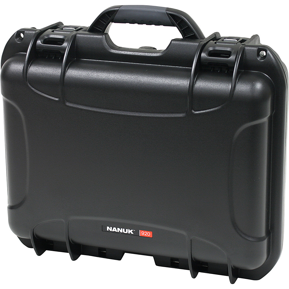 NANUK 920 Case w/padded divider - Black - Technology, Camera Accessories