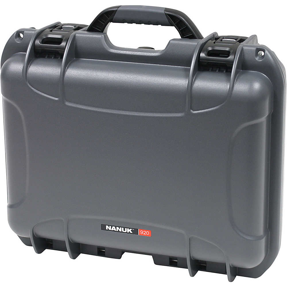 NANUK 920 Case w/padded divider - Graphite - Technology, Camera Accessories