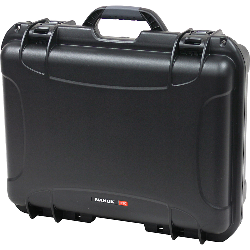 NANUK 930 Case w/padded divider - Black - Technology, Camera Accessories