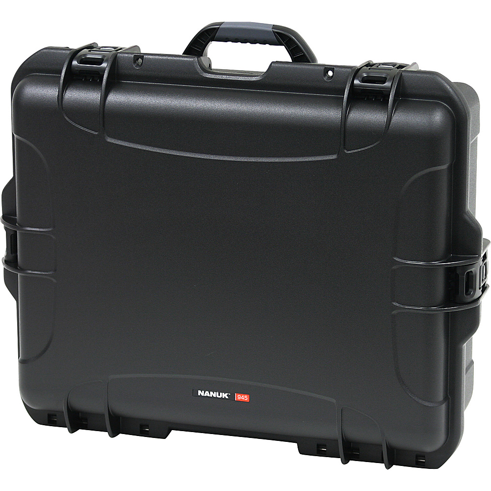 NANUK 945 Case w/padded divider - Black - Technology, Camera Accessories