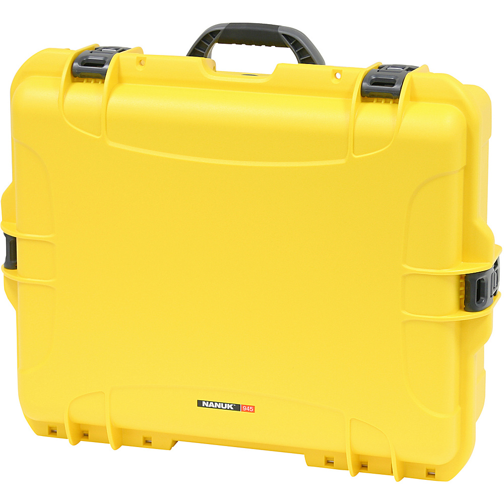NANUK 945 Case w/padded divider - Yellow - Technology, Camera Accessories
