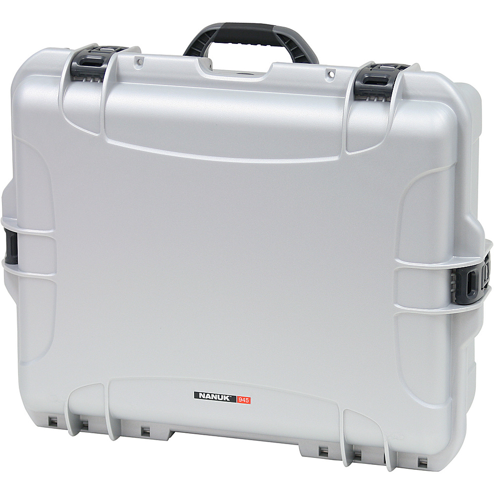 NANUK 945 Case w/padded divider - Silver - Technology, Camera Accessories
