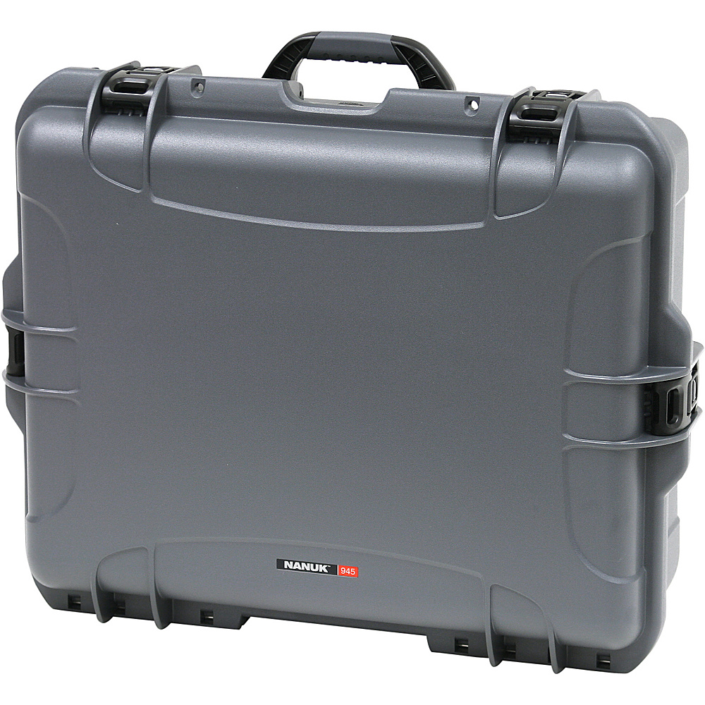 NANUK 945 Case w/padded divider - Graphite - Technology, Camera Accessories