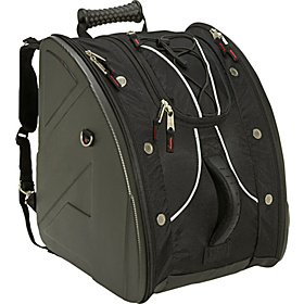 Molded Boot Bag Platinum