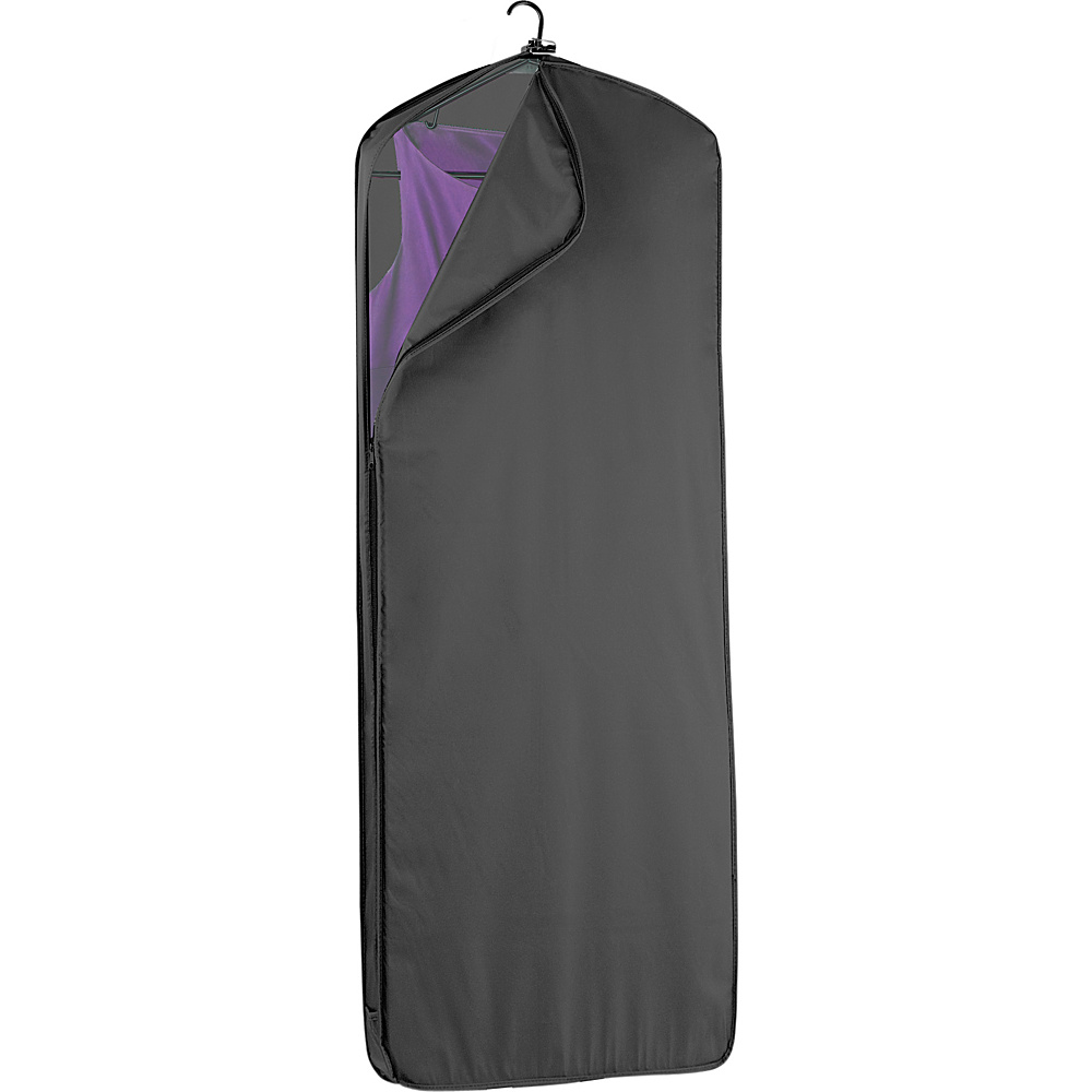 "Wally Bags 60"" Gown Length Garment Cover - Black"