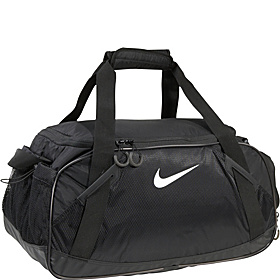 Varsity Girl 2.0 Medium Duffel Black/Black/White