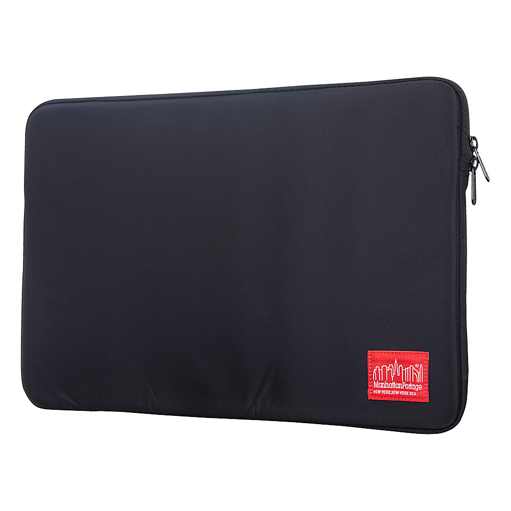 Manhattan Portage Nylon Laptop Sleeve (15) - Black - Technology, Electronic Cases