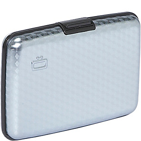 RFID Stainless Steel Smooth Wallet Pacific