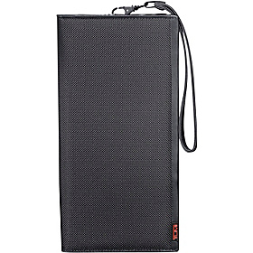 Alpha Zip Travel Case Black