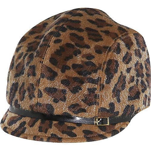 San Diego Hat Leopard Cap - Leopard