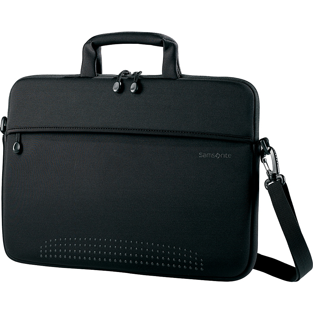 Samsonite Aramon NXT 15.6 Laptop Shuttle - Black - Technology, Electronic Cases