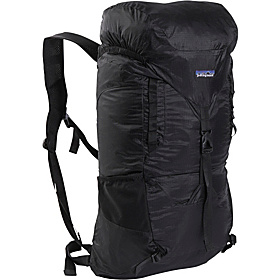 Lightweight Travel Pack Black