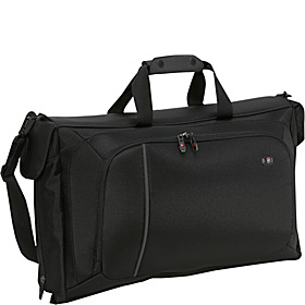 Werks Traveler 4.0 WT Porter Tri-Fold Garment Bag Black