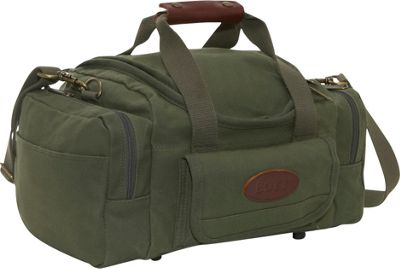 Boyt Harness Canvas Sporting Clays Bag - OD GREEN