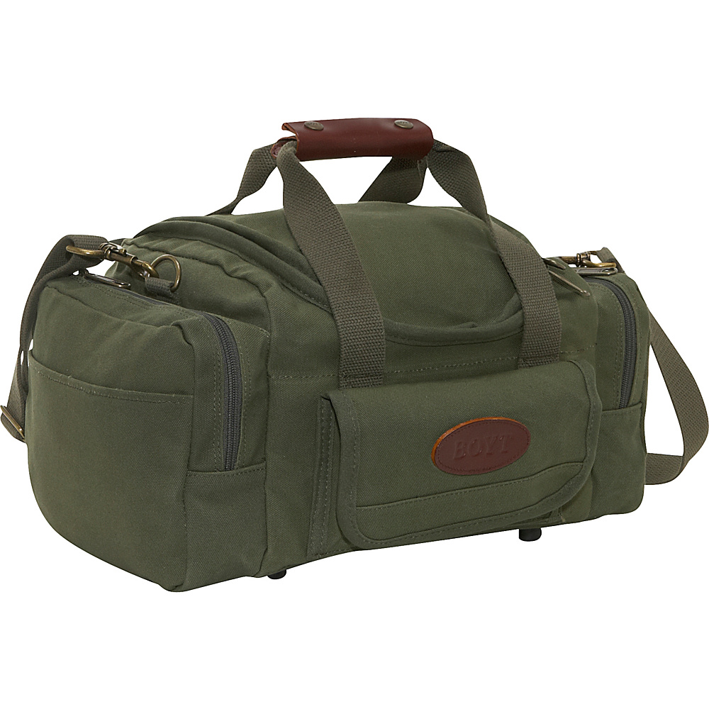 Boyt Harness Canvas Sporting Clays Bag - OD GREEN