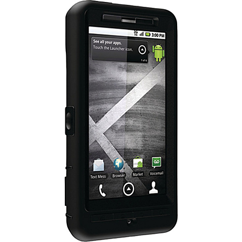 OtterBox Motorola Droid X Defender Series Case - Black