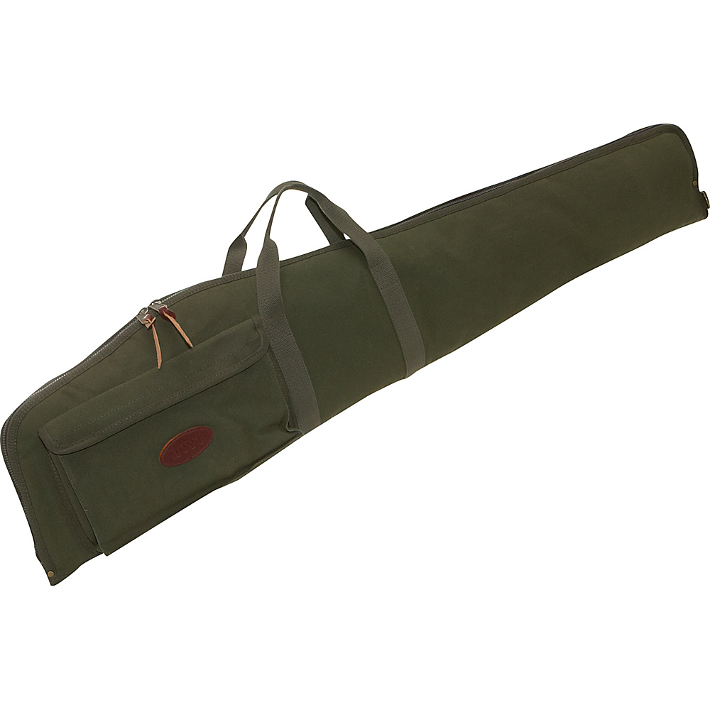 "Boyt Harness 48"" VarmintRifle Case With Accessory Pkt OD GREEN - Boyt Harness Other Sports Bags"